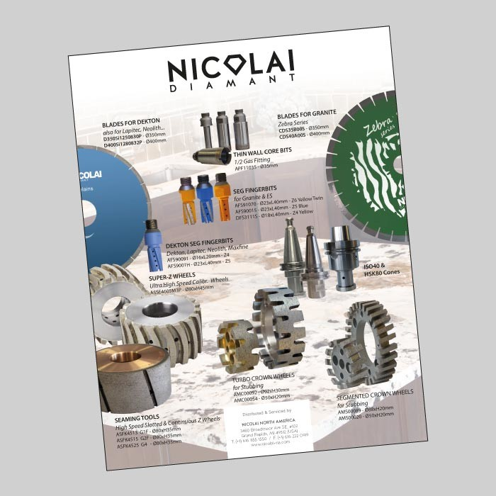 Consumables Flyer