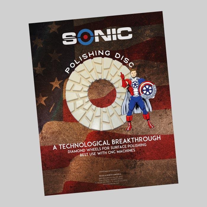 Sonic Polishing Discs